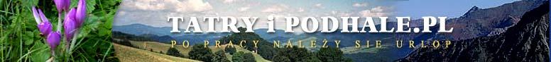 Tatry i Podhale - noclegi, mapa i atrakcje